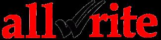 Allwrite Publishing logo